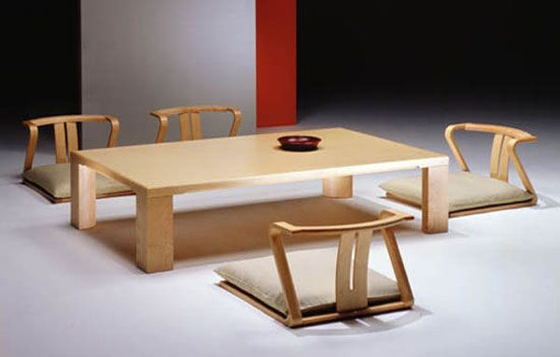 Traditional Japanese Furniture set 2