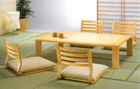 Traditional Japanese Furniture set 3