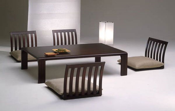 Traditional Japanese Furniture set 4