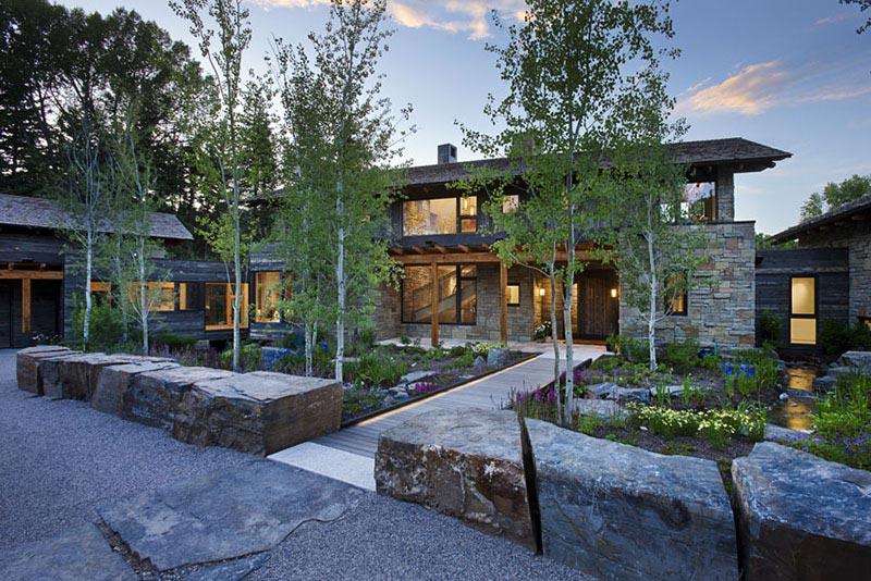 John Dodge Compound by Corney Logan Architects 2