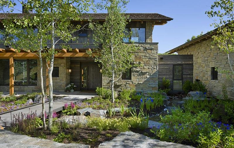 John Dodge Compound by Corney Logan Architects 3
