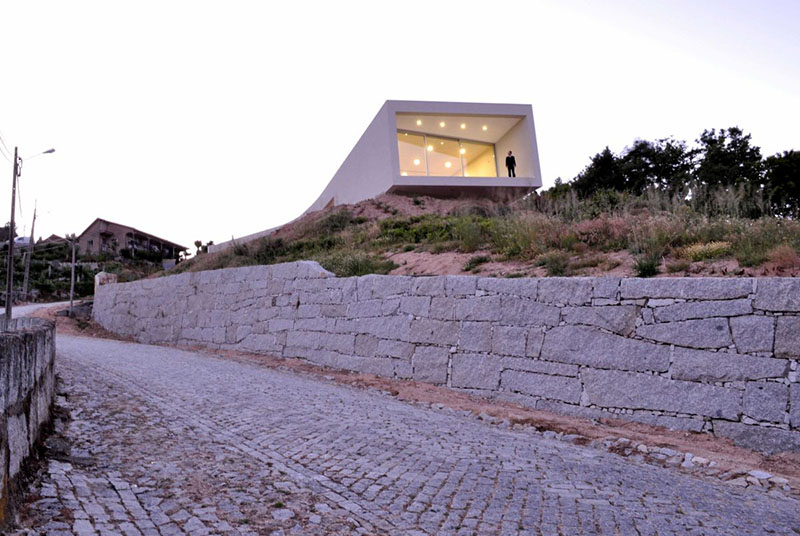 Jorge Guede's House by 100 Planos 4