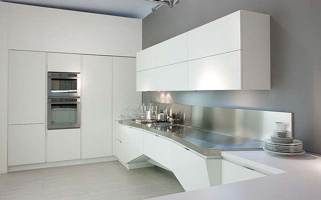 Modern Kitchen Design Mesh by Florida Smart Italian Design 5