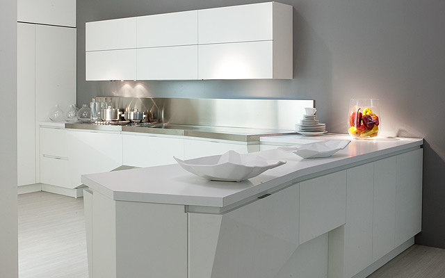 Modern Kitchen Design Mesh by Florida Smart Italian Design 7