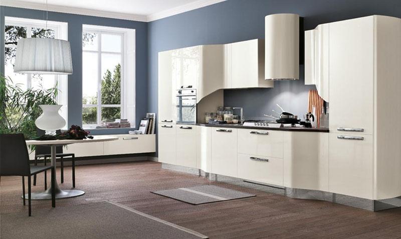 Milly modular kitchen by Stosa Cucine 12