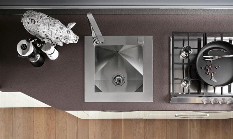 Milly modular kitchen by Stosa Cucine 13