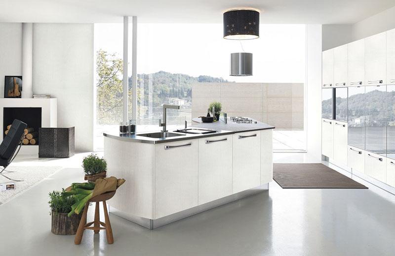 Milly modular kitchen by Stosa Cucine 14