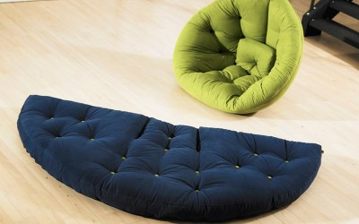 Nest – Transformable Futon Furniture