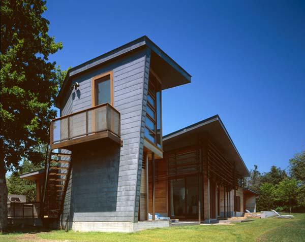 Orleans House by Charles Rose Architects 1