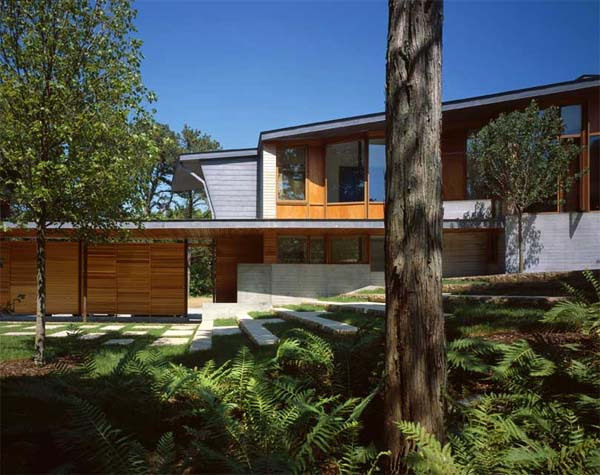 Orleans House by Charles Rose Architects 4