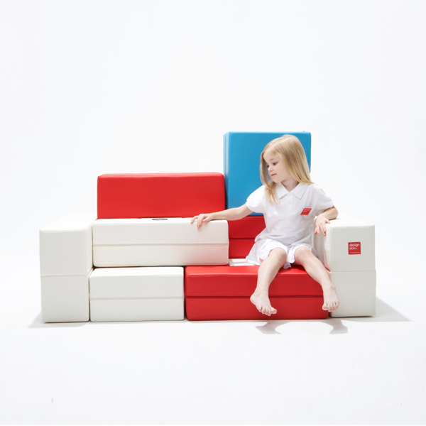 PS30 Puzzle Sofa For Kids By Designskin