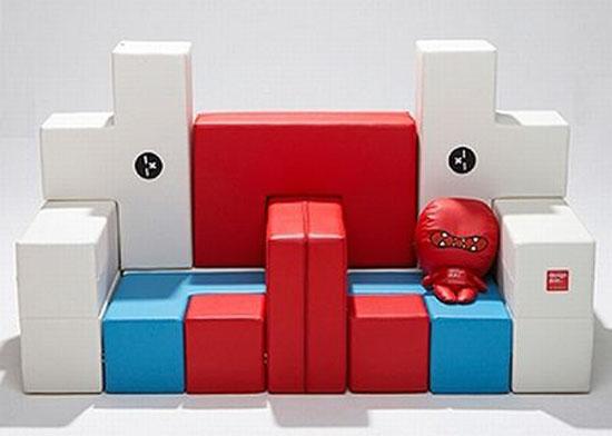 PS30 Kid's puzzle sofa 4