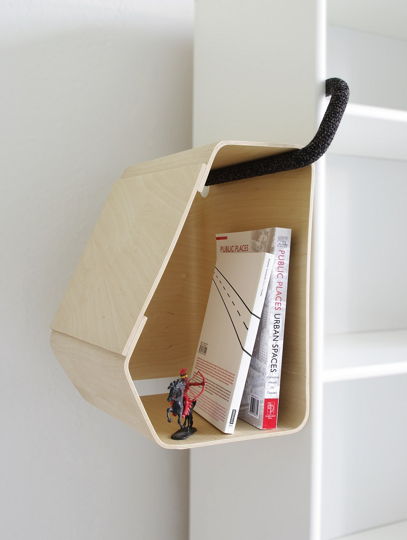 Plus One shelf