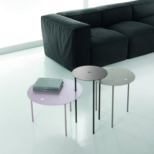Qui Pro Quo flexible table by Gino Carollo 1