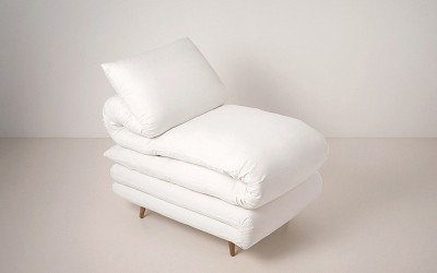 Nestle Comfortably In Sleepy Chair By Daisuke Motogi
