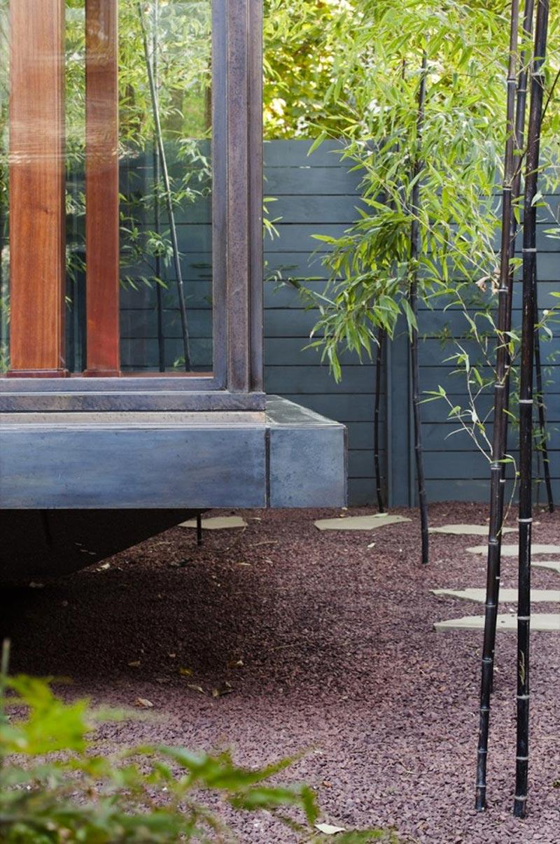 Japanese Style Tea house by David Jameson Architect 4