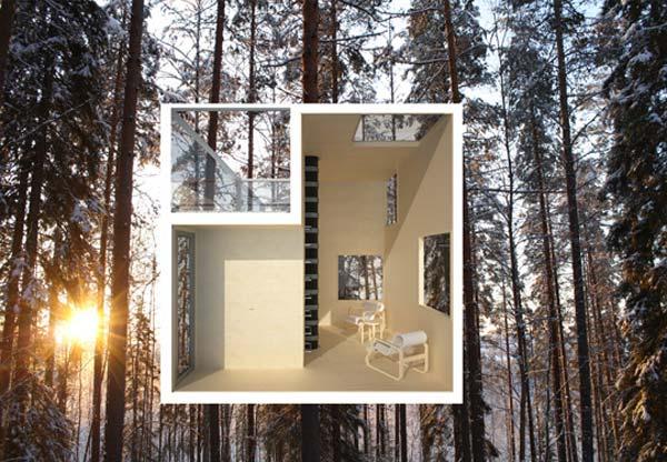 Tree hotel 7