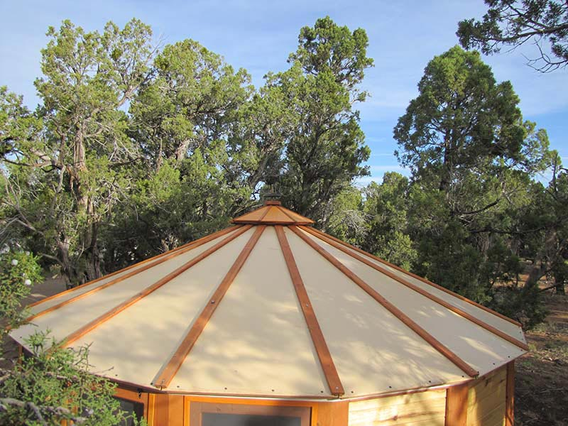 Turtleback Nomadic Yurts 4