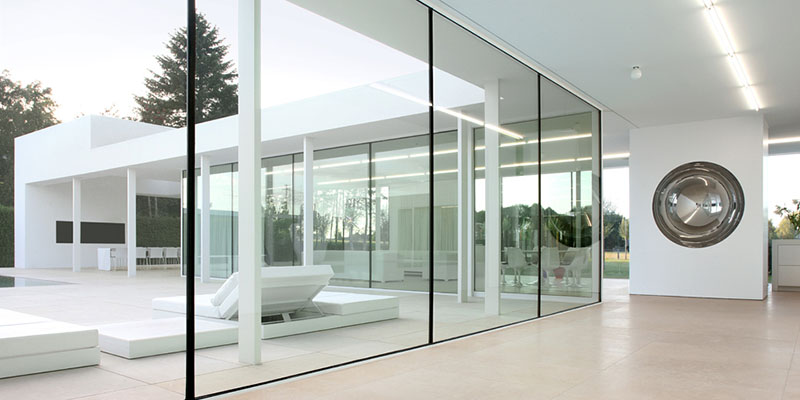 Villa V in T by Beel & Achtergael Architects 15