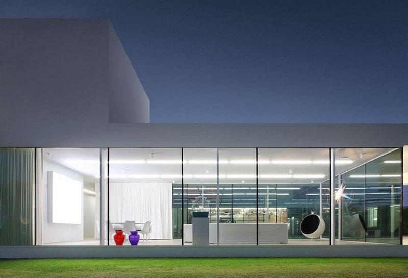 Villa V in T by Beel & Achtergael Architects 5