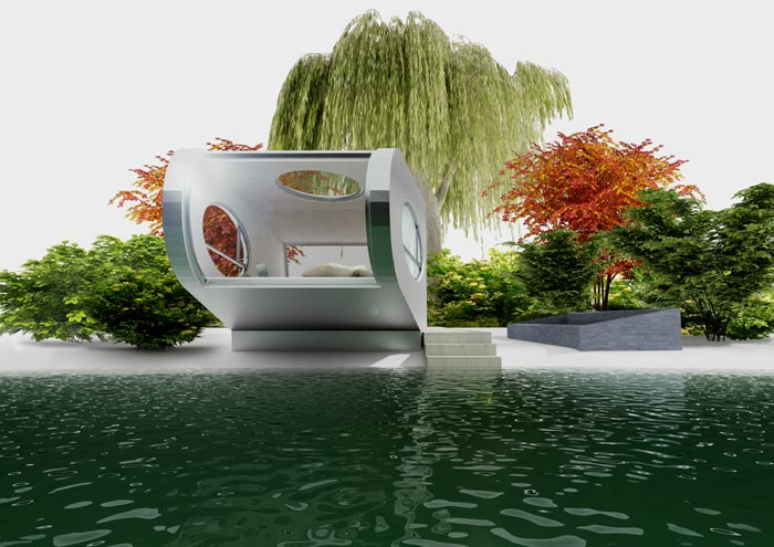 Water Lily concept rendering 5