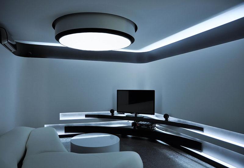 Modern Apartment interior by Jovo Bozhinovski 2