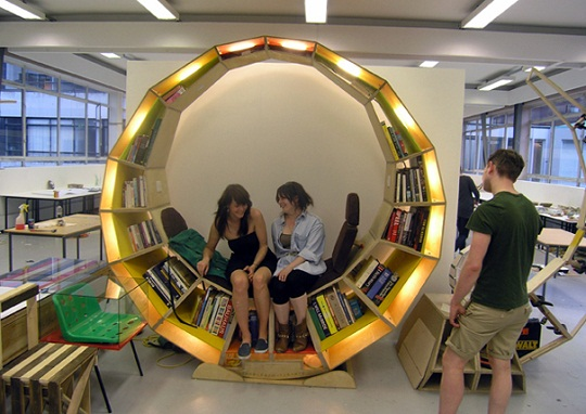 Circular Long Form Library 1