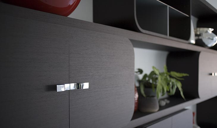 Cocoon Storage Shelf System by Ideal Form Team 12