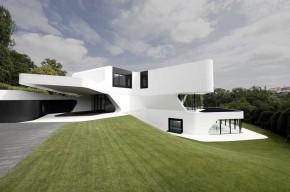 Dupli Casa Villa By J Mayer H Architecture