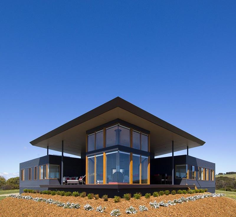 Emu Bay House by Max Pritchard 1