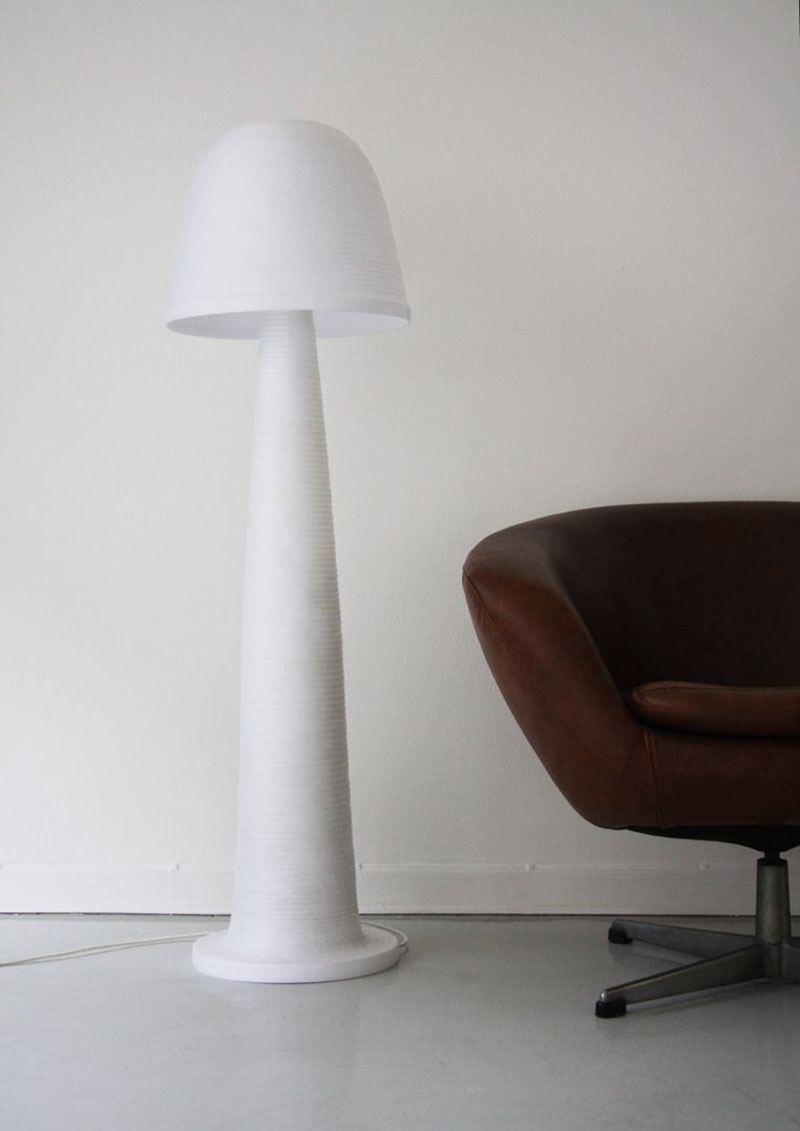 Fungi Lamp by Andreas Kowalewski 3
