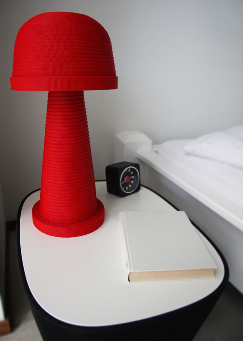 Fungi Lamp by Andreas Kowalewski 7