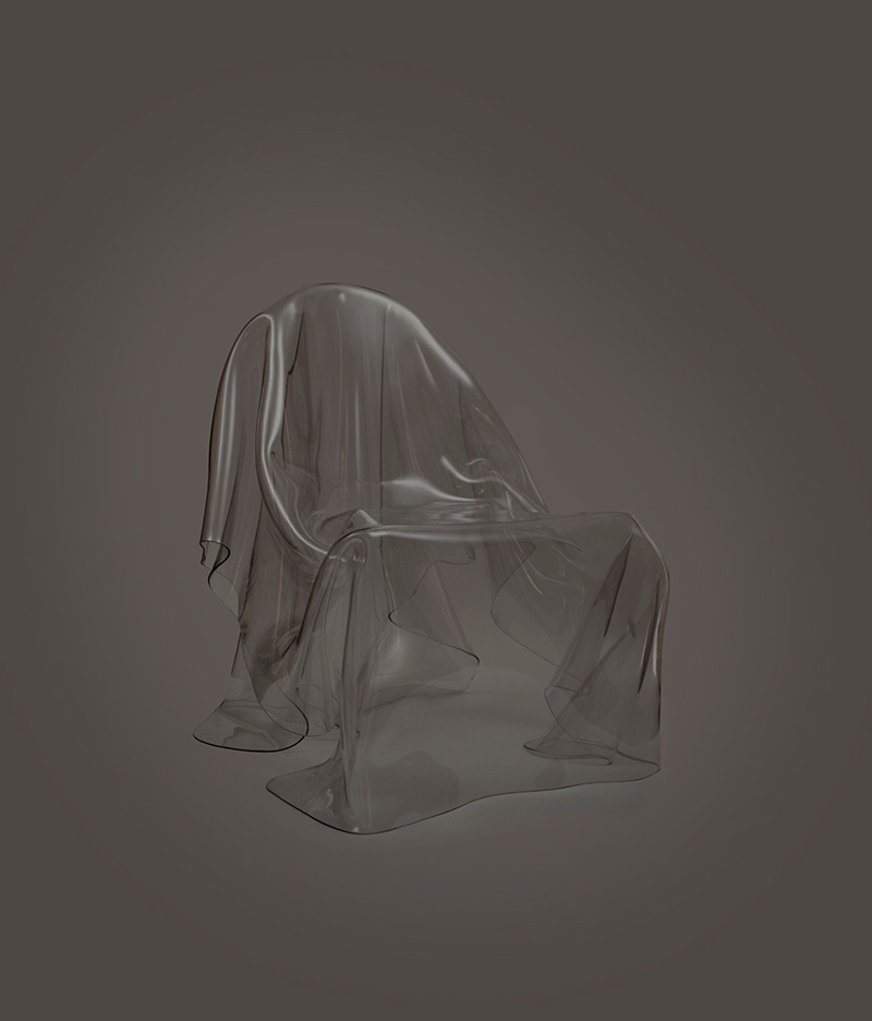 Ghost Of A Chair By Valentina Gonzalez 4