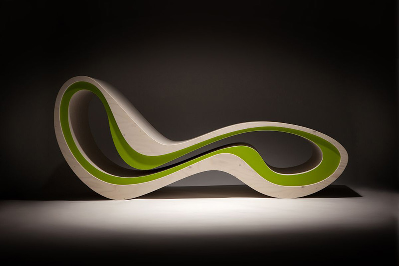 High Roller Lounge chair by Karim Rashid for Punkalive 2