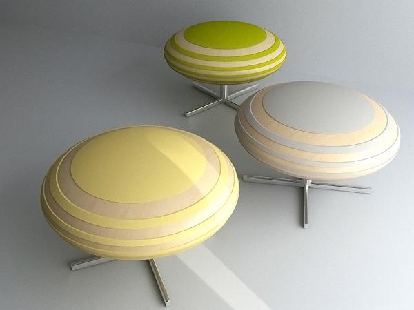 Honeybee stool by Juil Kim 1