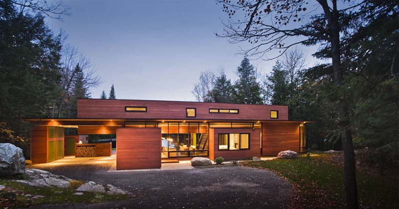 Hurteau-Miller Cottage by Kariouk Associates 2