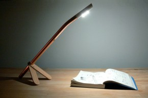 Minimalist Reading Lamp – Lady LED