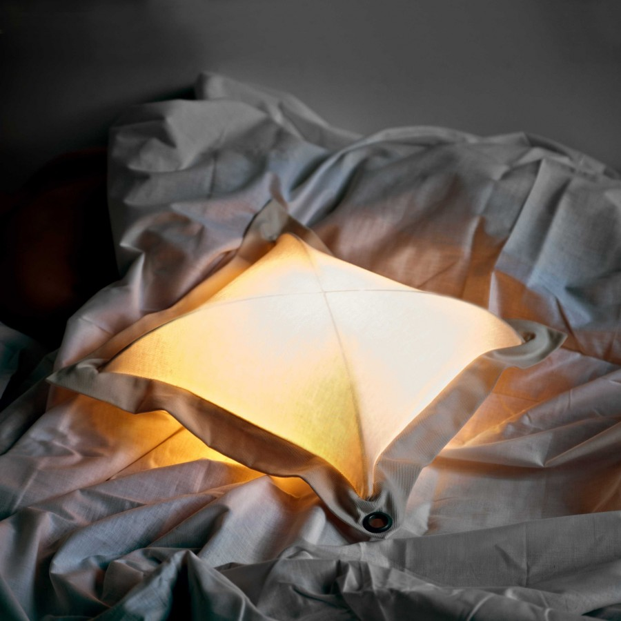 Light Pillow by Linas Kutavicius