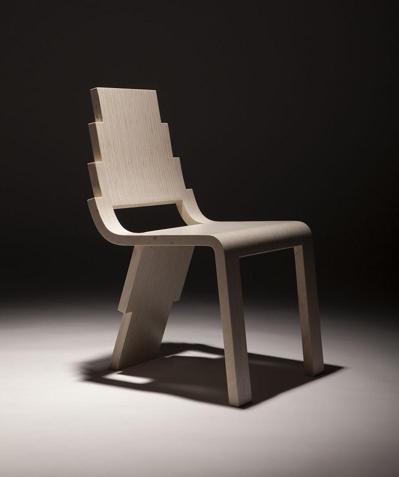 Maya stackable chair design by Karim Rashid 2