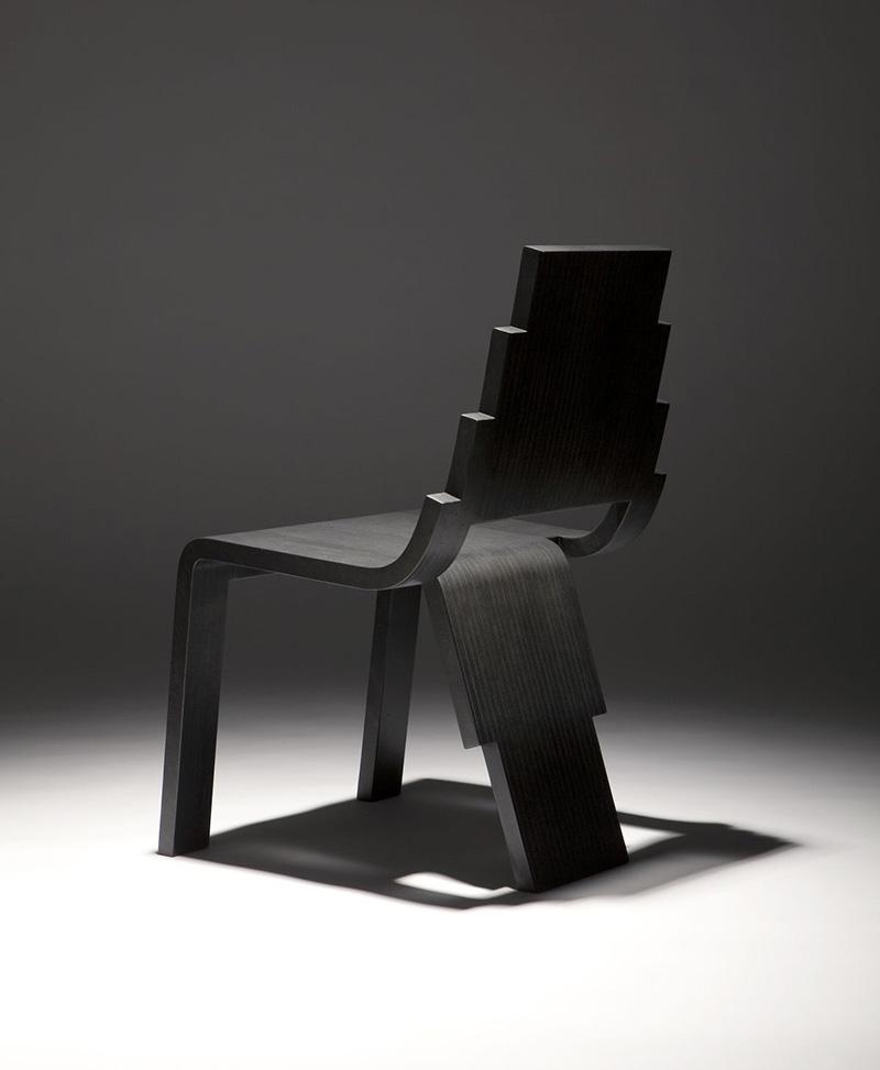 Maya stackable chair design by Karim Rashid 3