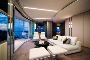 Modern Apartment Interior Design By Stanic Harding