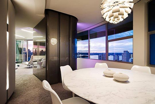 Modern Apartment Interior Design 11