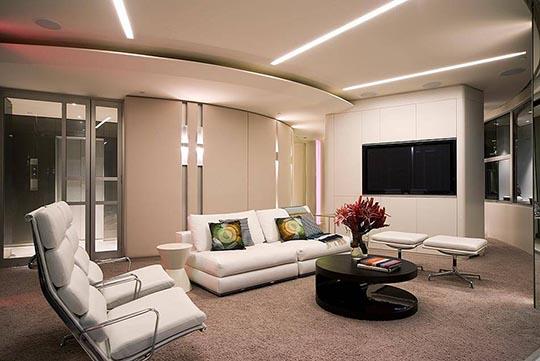 Modern Apartment Interior Design 3