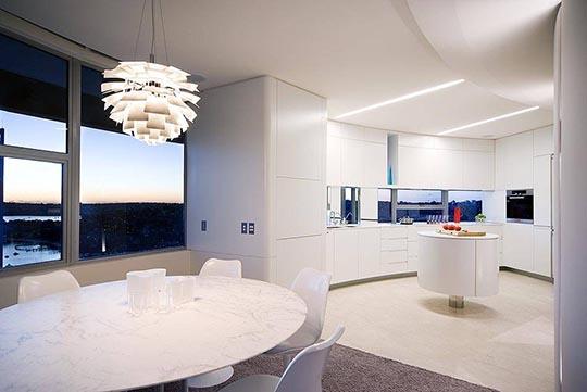 Modern Apartment Interior Design 9