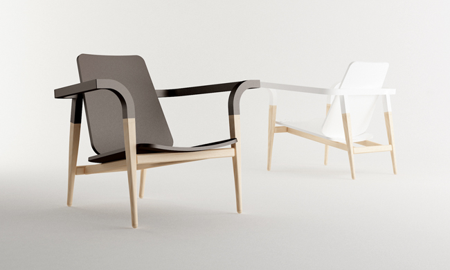 Modernantique chair set by Cho Hyung Suk design 5