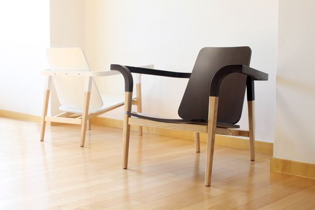 Modernantique chair set by Cho Hyung Suk design 6