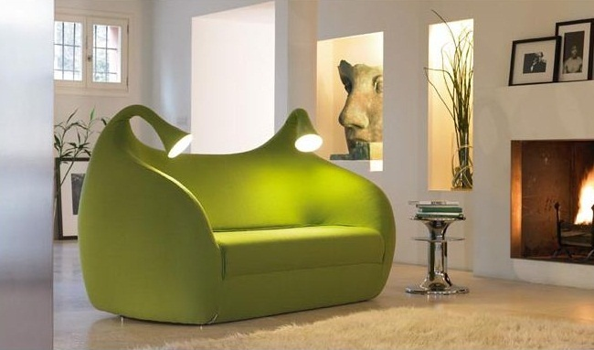 Morfeo sofa by Domodinamica 1