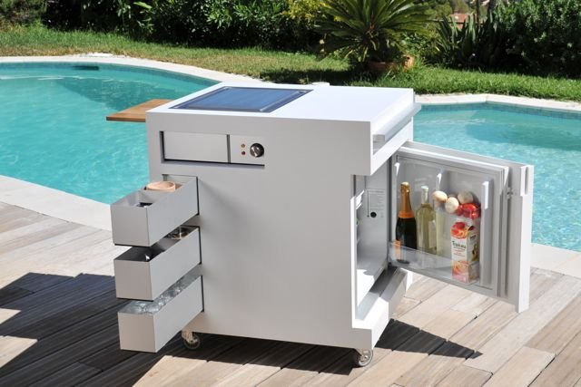 move kitchen a compact mobile outdoor unit