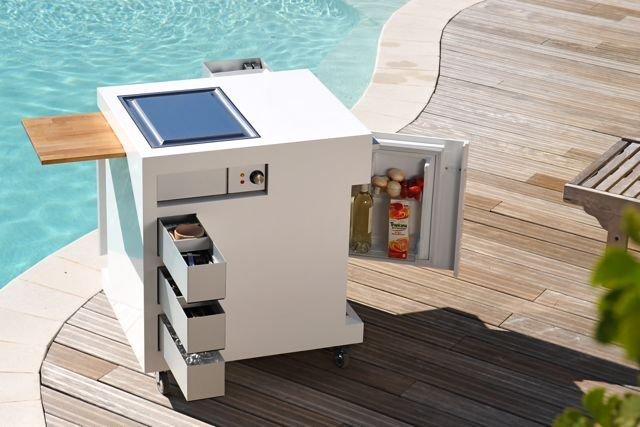 Mobile Outdoor Kitchen Move Kitchen 3