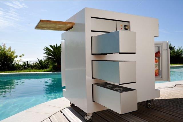 Mobile Outdoor Kitchen Move Kitchen 6